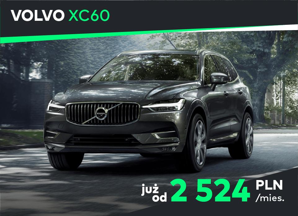 Volvo XC60 Koniec z kupowaniem aut na własność, to się nie opłaca
