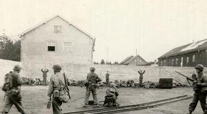 Amerykańska masakra w Dachau