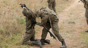 Armia na łopatkach