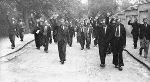 Marsz na Myślenice. Narodowcy opanowali miasto, pobili Żydów i próbowali...