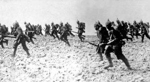 Polacy po stronie Niemiec w czasie I wojny światowej