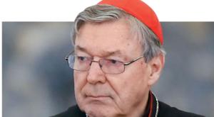 Kardynał Pell wopałach